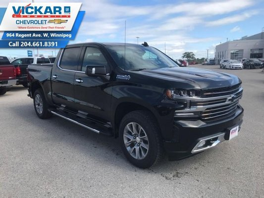 2019 Chevrolet Silverado 1500 High Country  - Sunroof