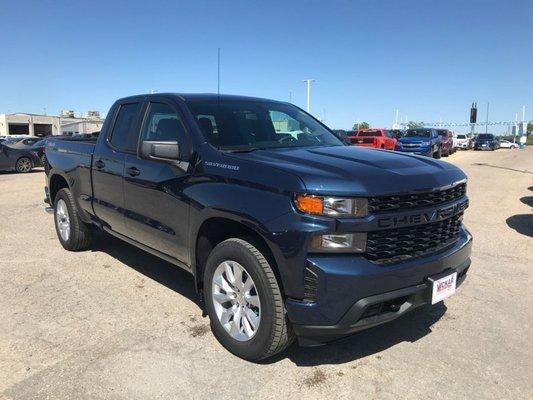 2019 Chevrolet Silverado 1500 Custom  - $240 B/W