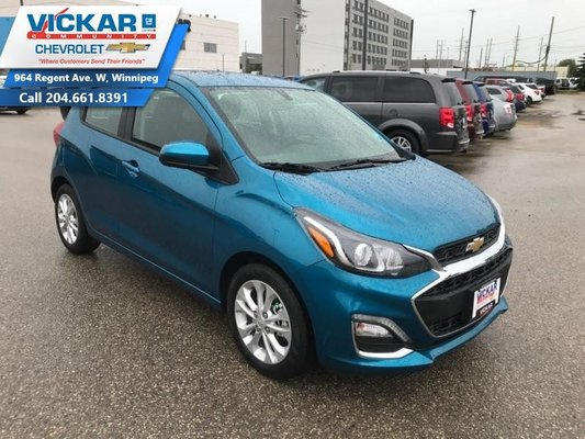 2019 Chevrolet Spark 1LT  - $117 B/W
