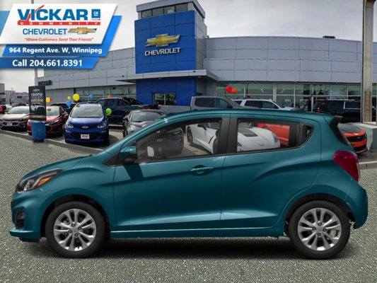 2019 Chevrolet Spark 1LT  - Android Auto -  Apple CarPlay - $109.03 B/W