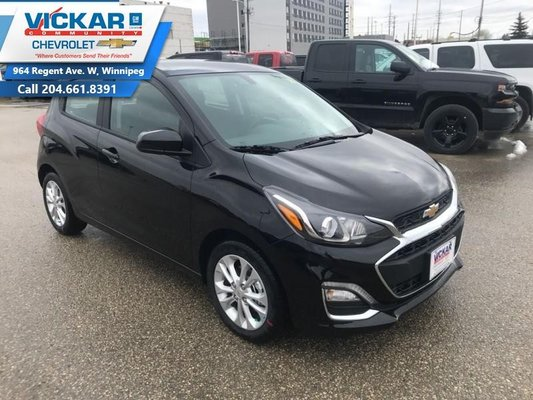 2019 Chevrolet Spark 1LT  - Android Auto -  Apple CarPlay - $109.32 B/W