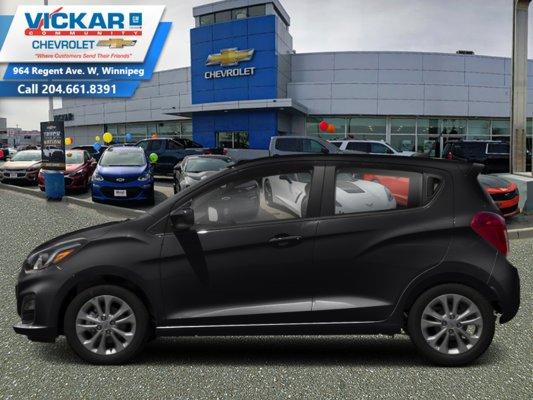 2019 Chevrolet Spark LS  - Android Auto -  Apple CarPlay - $115 B/W