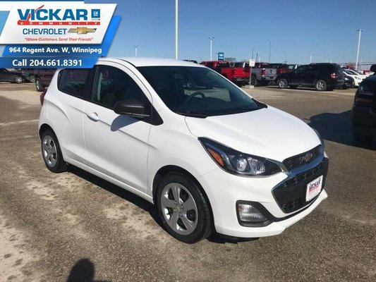 2019 Chevrolet Spark LS  - Android Auto -  Apple CarPlay - $112.94 B/W