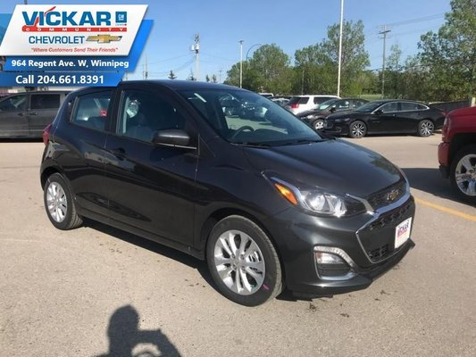 2019 Chevrolet Spark 1LT  - Android Auto -  Apple CarPlay - $107.17 B/W