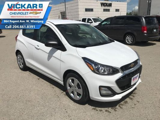 2019 Chevrolet Spark LS  - Android Auto -  Apple CarPlay - $83.79 B/W