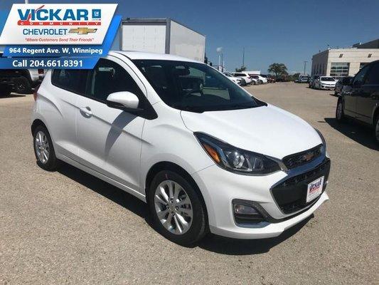 2019 Chevrolet Spark 1LT  - $114 B/W