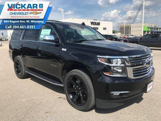 2019 Chevrolet Tahoe Premier  - $490.54 B/W