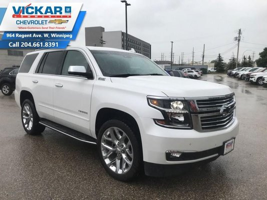 2019 Chevrolet Tahoe Premier  - Navigation -  Leather Seats