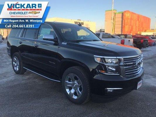 2019 Chevrolet Tahoe Premier  - $470.18 B/W