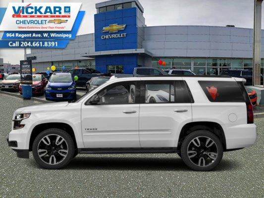 2019 Chevrolet Tahoe Premier  - RST Edition