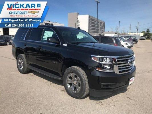 2019 Chevrolet Tahoe LS  - $332.65 B/W