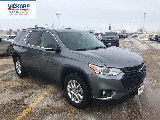 2019 Chevrolet Traverse LT  - $283.76 B/W
