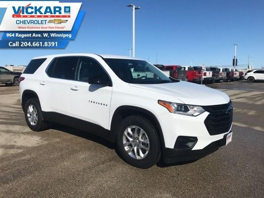 2019 Chevrolet Traverse LS  - $258.89 B/W