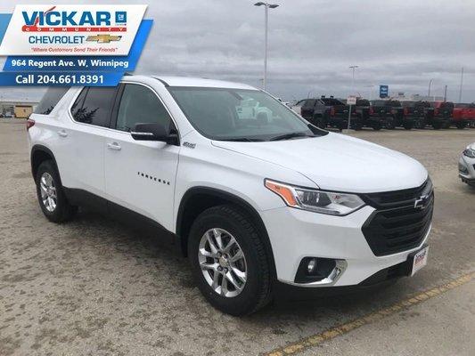 2019 Chevrolet Traverse LT  - $288.38 B/W
