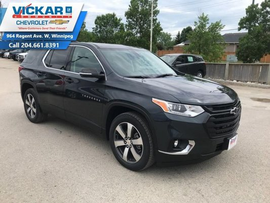 2019 Chevrolet Traverse LT True North  - $327.31 B/W