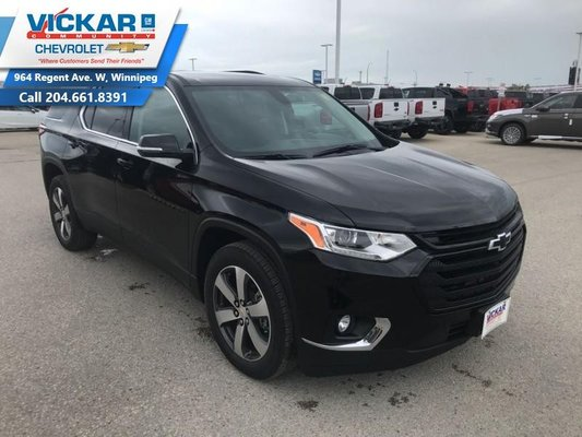 2019 Chevrolet Traverse LT True North  - $322.04 B/W