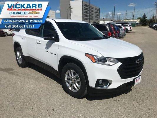 2019 Chevrolet Traverse LT  - $283.73 B/W