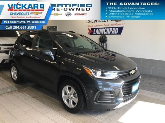 2018 Chevrolet Trax LT  FWD, AUTOMATIC, AIR CONDITIONING, BACK UP CAMERA  - $147.38 B/W