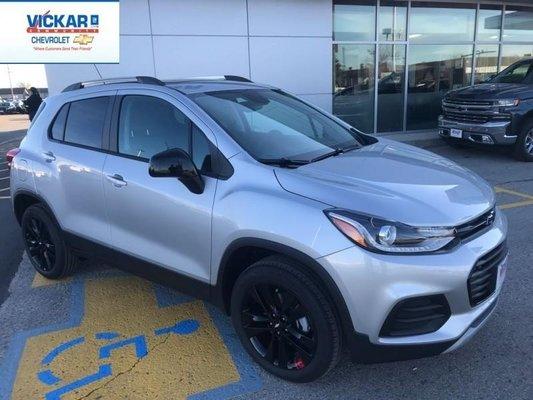 2019 Chevrolet Trax LT  - $195.81 B/W