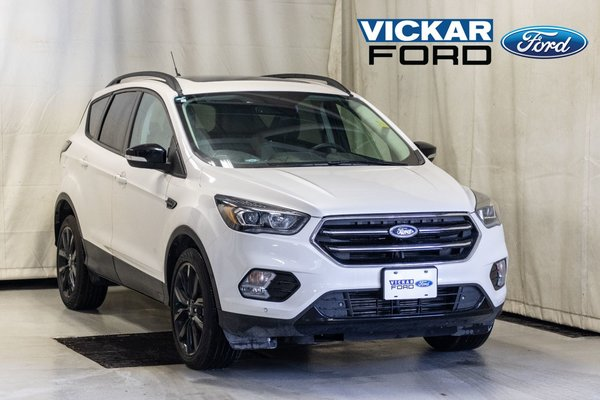 2018 Ford Escape Titanium - 4WD- Sport Package