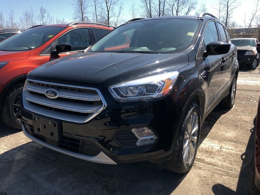 Max 80 Winnipeg >> New 2019 Ford Escape Sel Agate Black Met For Sale