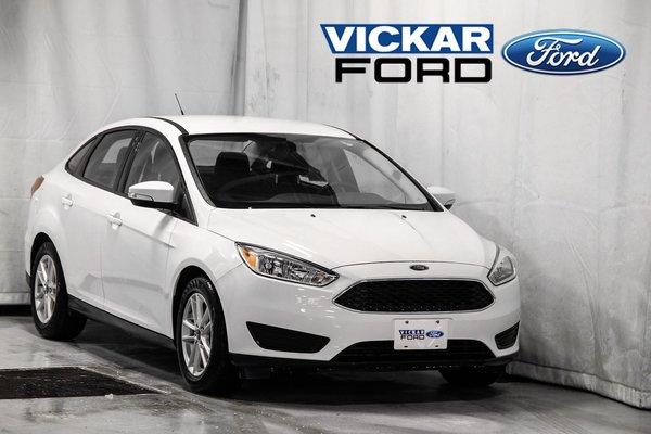 New 2017 Ford Focus Sedan Se White For Sale 19805 75 17c8770