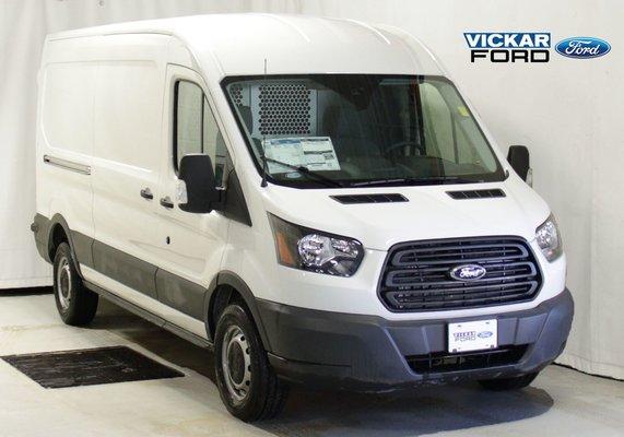 2018 Ford TRANSIT T250 148 WB Sliding Passenger-Side Cargo Door