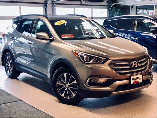 2017 Hyundai Santa Fe Sport 2.4 Premium *Local Trade*No accidents*