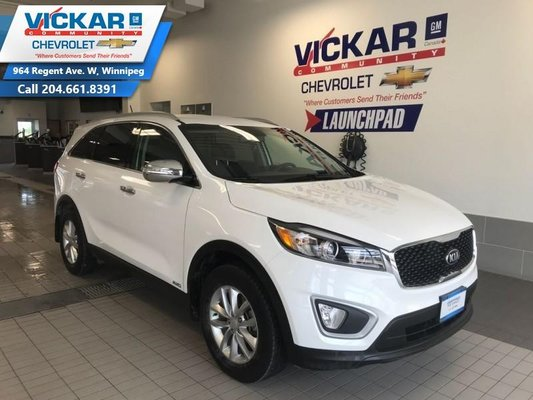 2018 Kia Sorento LX   AIR CONDITIONING, CRUISE CONTROL, REAR VIEW CAMERA  - $165 B/W