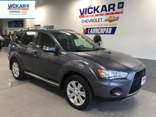 Used 2010 Mitsubishi Outlander GT 4WD, LEATHER SEATS