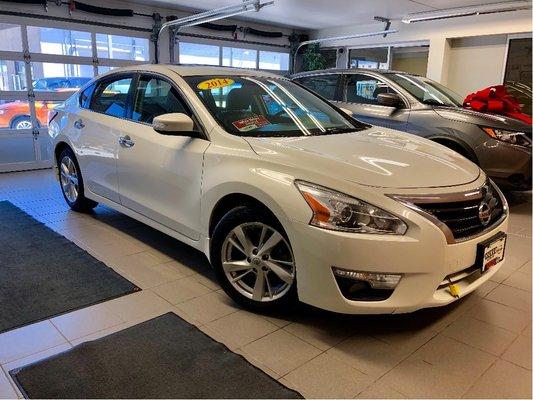 2014 Nissan Altima 2.5 SL *LOCAL TRADE* *LOADED*