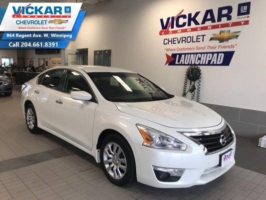 2014 Nissan Altima 2.5 SV  AUTOMATIC, 4 CYL. FUEL EFFICIENT,   - $121.38 B/W