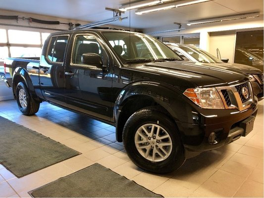 2018 Nissan Frontier SV CREW CAB 4x4 *NEW/DEMO CLEAROUT*
