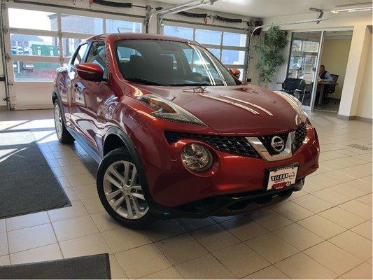2016 Nissan Juke SV AWD *LOW MILEAGE*