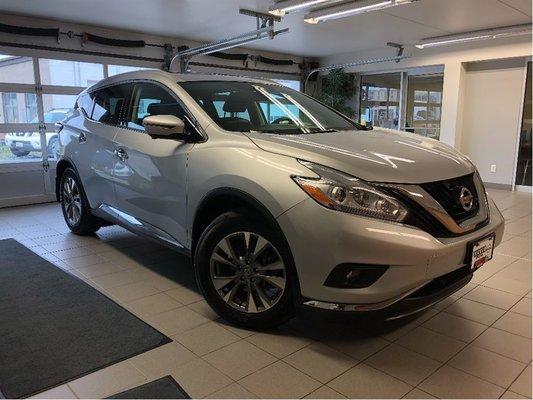 2016 Nissan Murano SL *ACCIDENT FREE/LEASE RETURN*