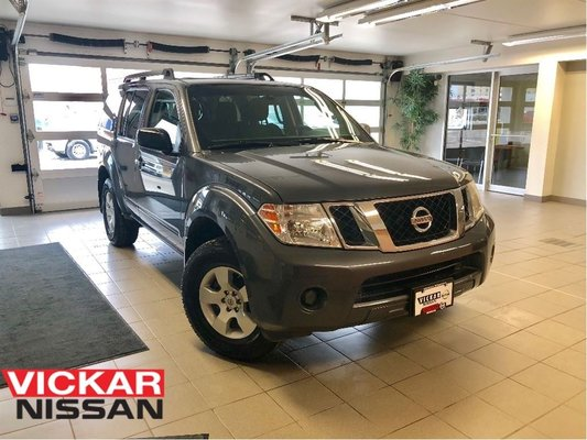 Used 2012 Nissan Pathfinder S 4x4 7 SEATER / TOW PACKAGE / LOCAL
