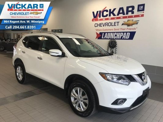 2016 Nissan Rogue S   AWD, BLUETOOTH, AIR CONDITIONING  - $152.15 B/W