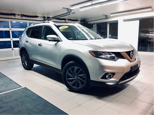2016 Nissan Rogue SL Premium *Local trade*CHEAP*low kms*
