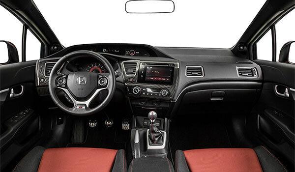 Honda Civic Berline Si 2015 Vendre Shawinigan Avantage Honda