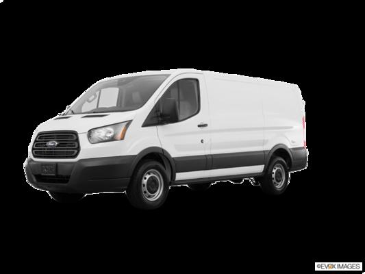 2017 Ford Transit Cargo Van 148 WB - Medium Roof - Sliding Pass.side Cargo