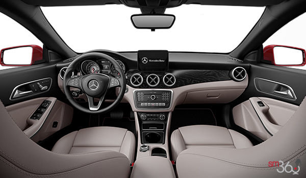 Mercedes Cla 250 >> Mercedes-Benz CLA 250 4MATIC 2018 - Séduisant sur toute la ...