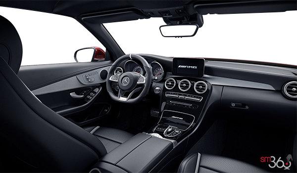2018  C-Class Cabriolet 300 4MATIC
