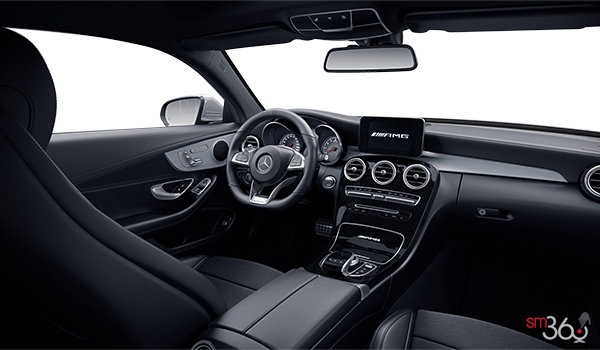 2018  C-Class Coupe 300 4MATIC
