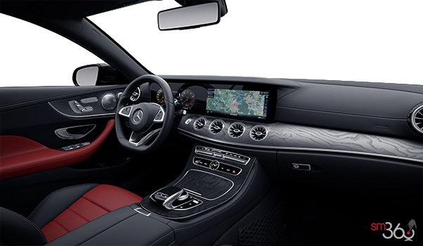 Mercedes Benz Classe E Coupe 400 4matic 2018 Une Merveille Pour