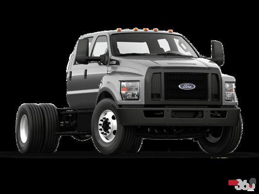 2019 Ford Super Duty F-650 Straight Frame Gas