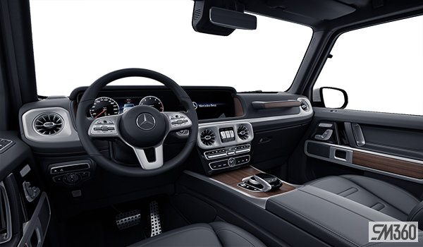 2019  G-Class 550