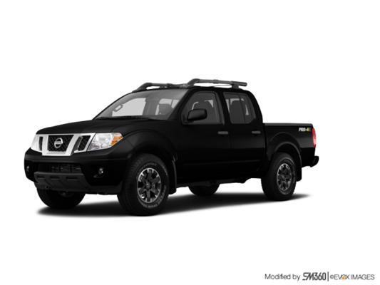 2019 Nissan Frontier Crew Cab PRO-4X 4x4 at
