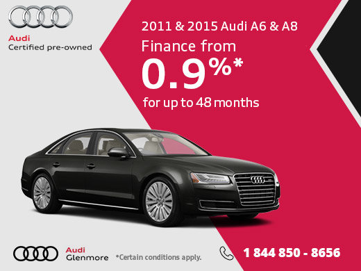 Pre Owned Audi >> Finance A Certified Pre Owned Audi Starting At 0 9