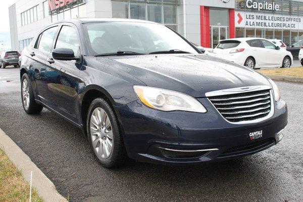 Chrysler 200 2.4L*LX*AUTO*CRUISE*GROUPE ELECTRIQUE! 2014
