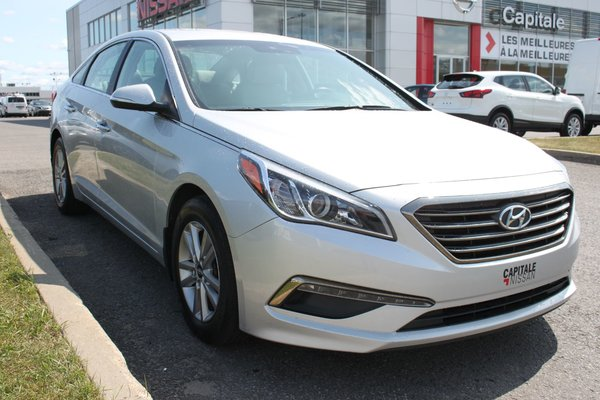 Hyundai Sonata 2.4L*GLS*BLUETOOTH*CRUISE*PUSH START* 2015
